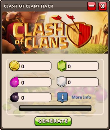 clash of clans hack gems | clashofclanshackz